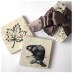 Coaster Gift Wrapping