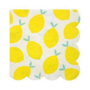Lemon Napkins, Large