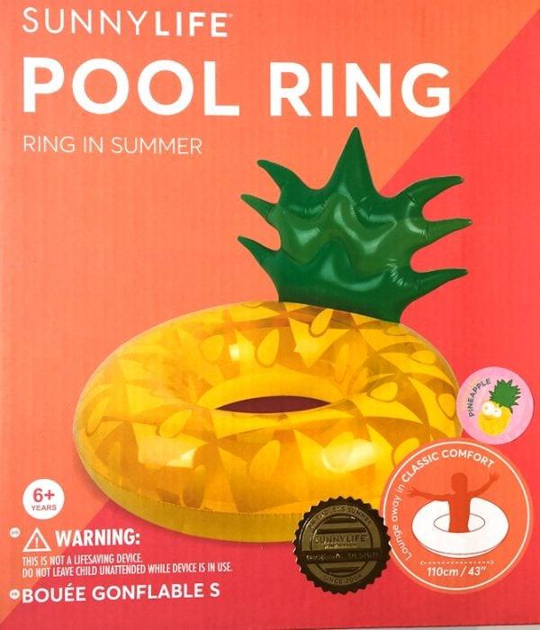 Pineapple Floatie