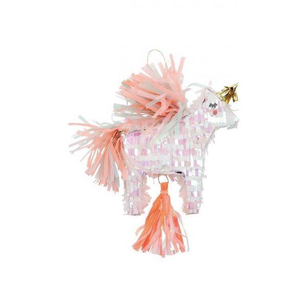 Unicorn Pinata Party Favour