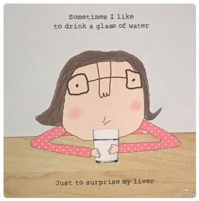 Surprise My Liver!