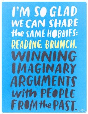 Imaginary Arguments